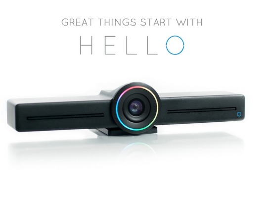 Hello video communication device
