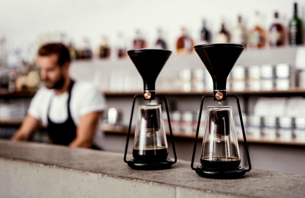 Smart Coffee Instrument