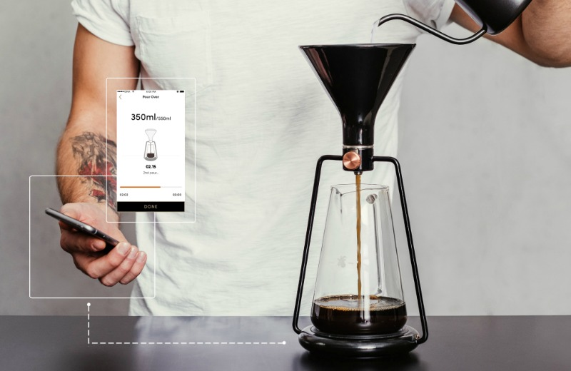 Successful Crowdfunding Campaigns - Smart Coffee Instrument