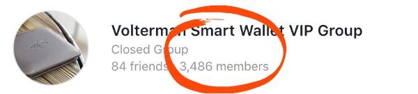 Volterman FB Group
