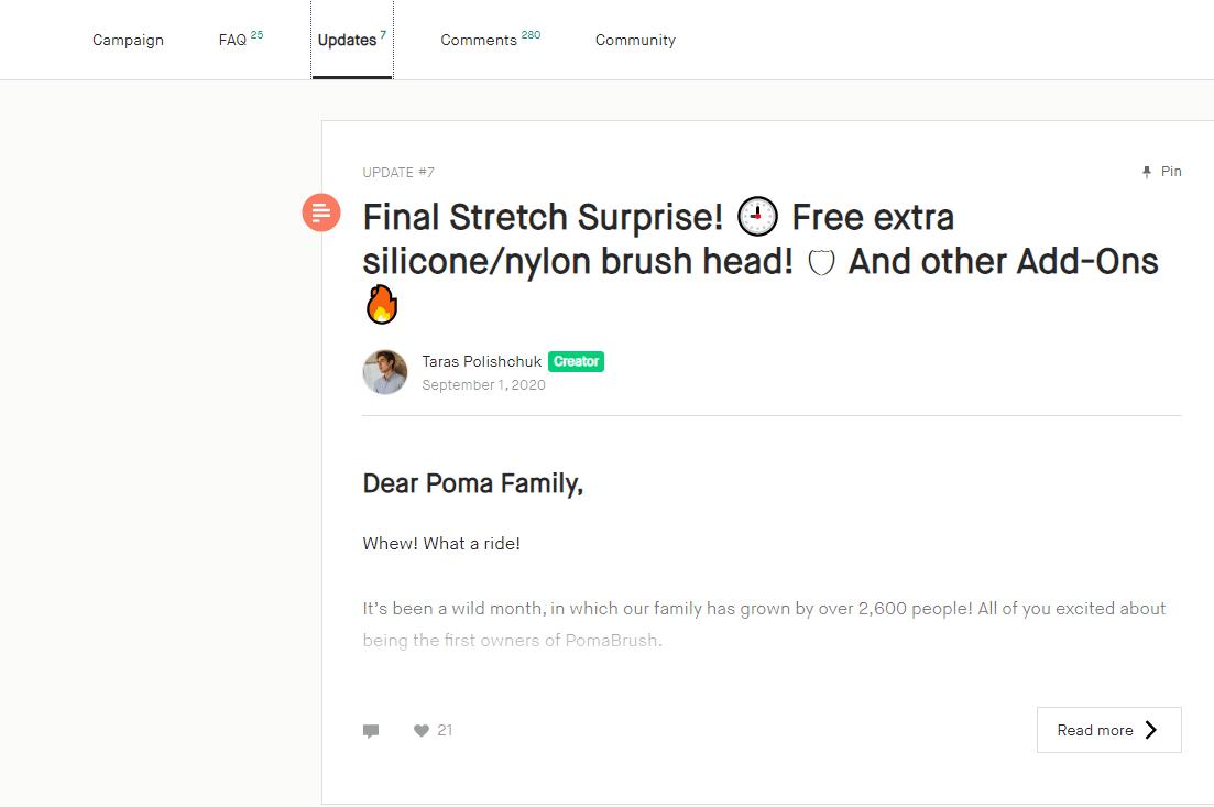 page-building-updates-kickstarter-indiegogo