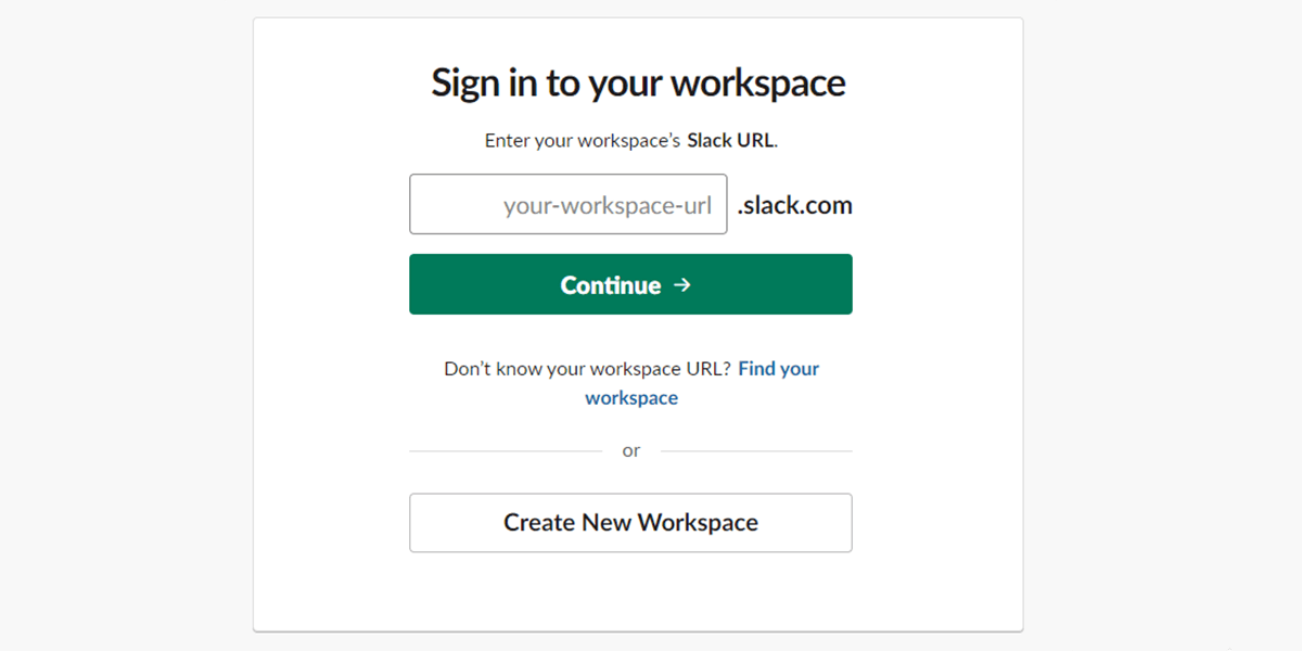Slack Team Collaboration Tool