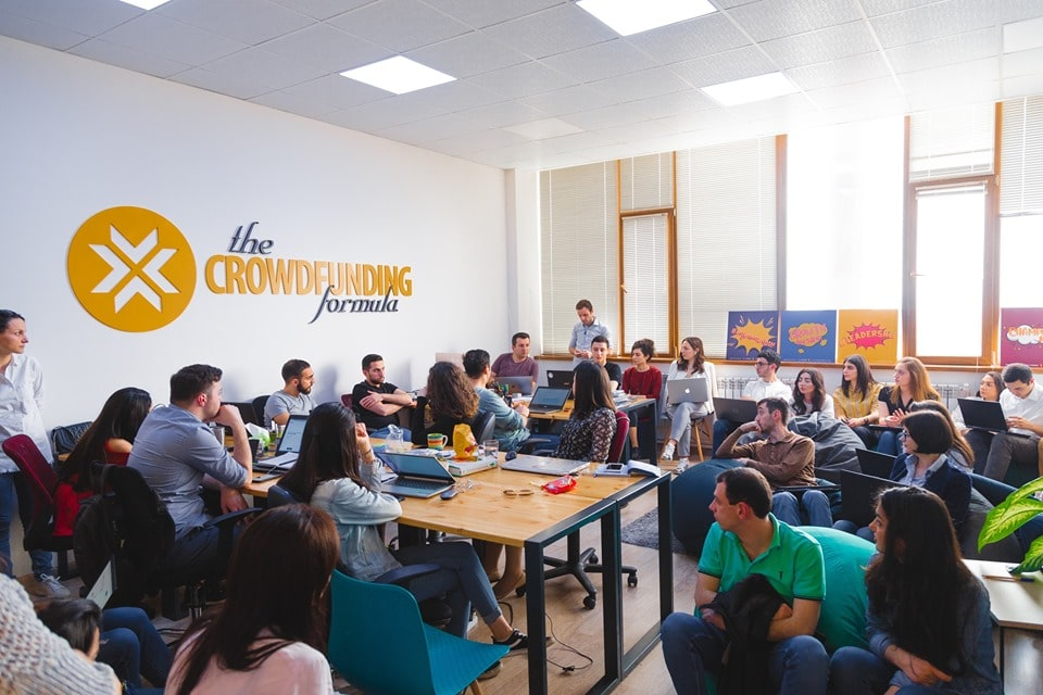 know how meeting at the crowdfunding formula