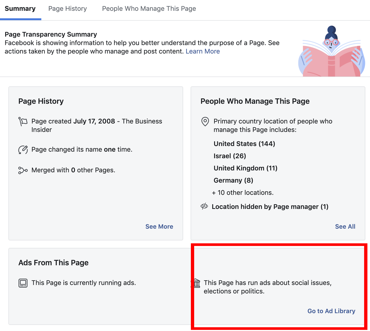 find competitors facebook ads