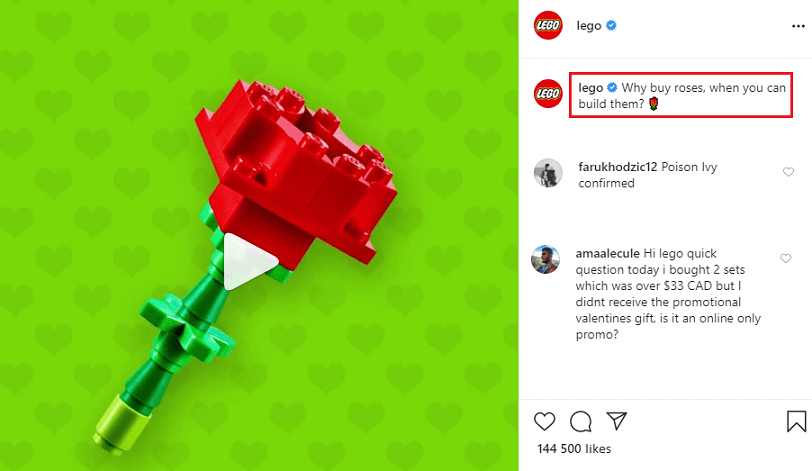 IG caption-hook-lego