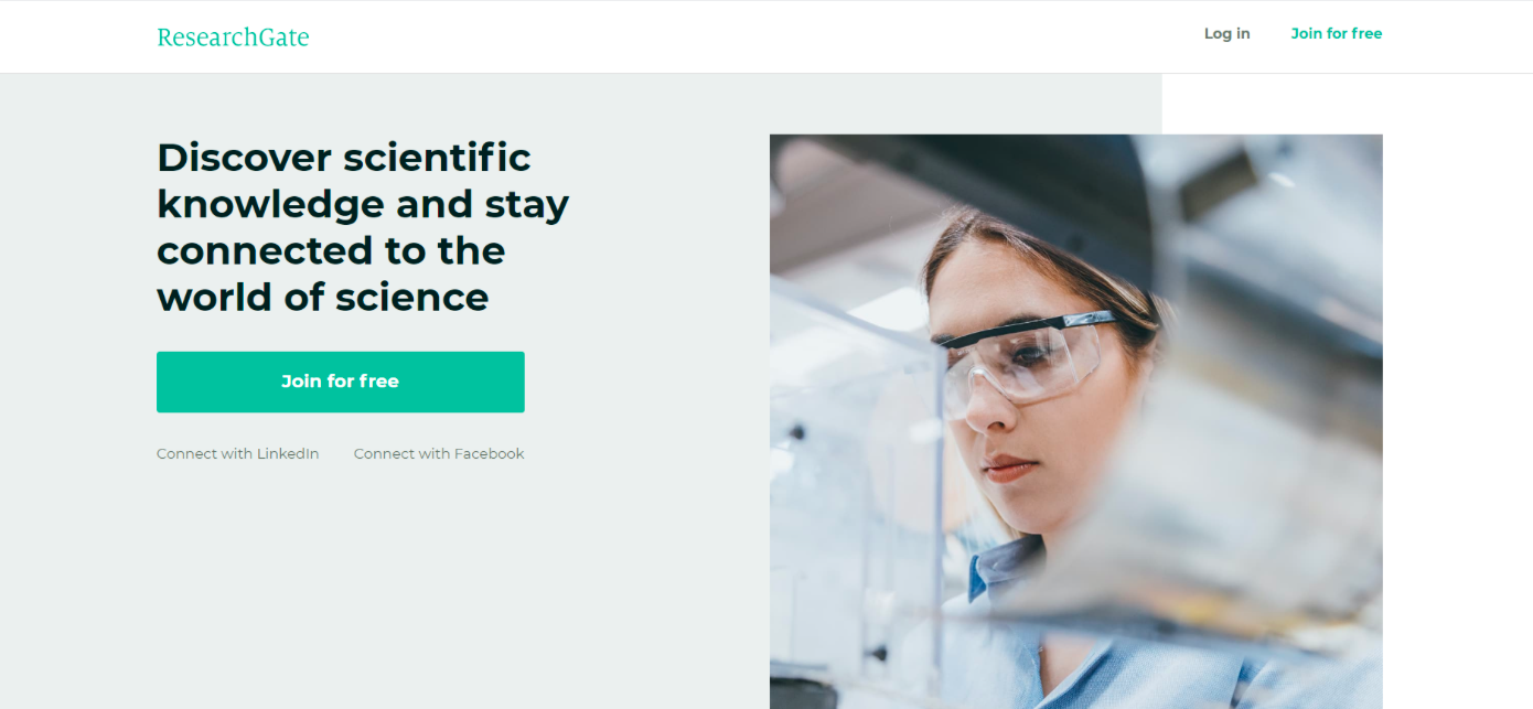 Discover Data-Backed Research On Any Topic with ResearchGate