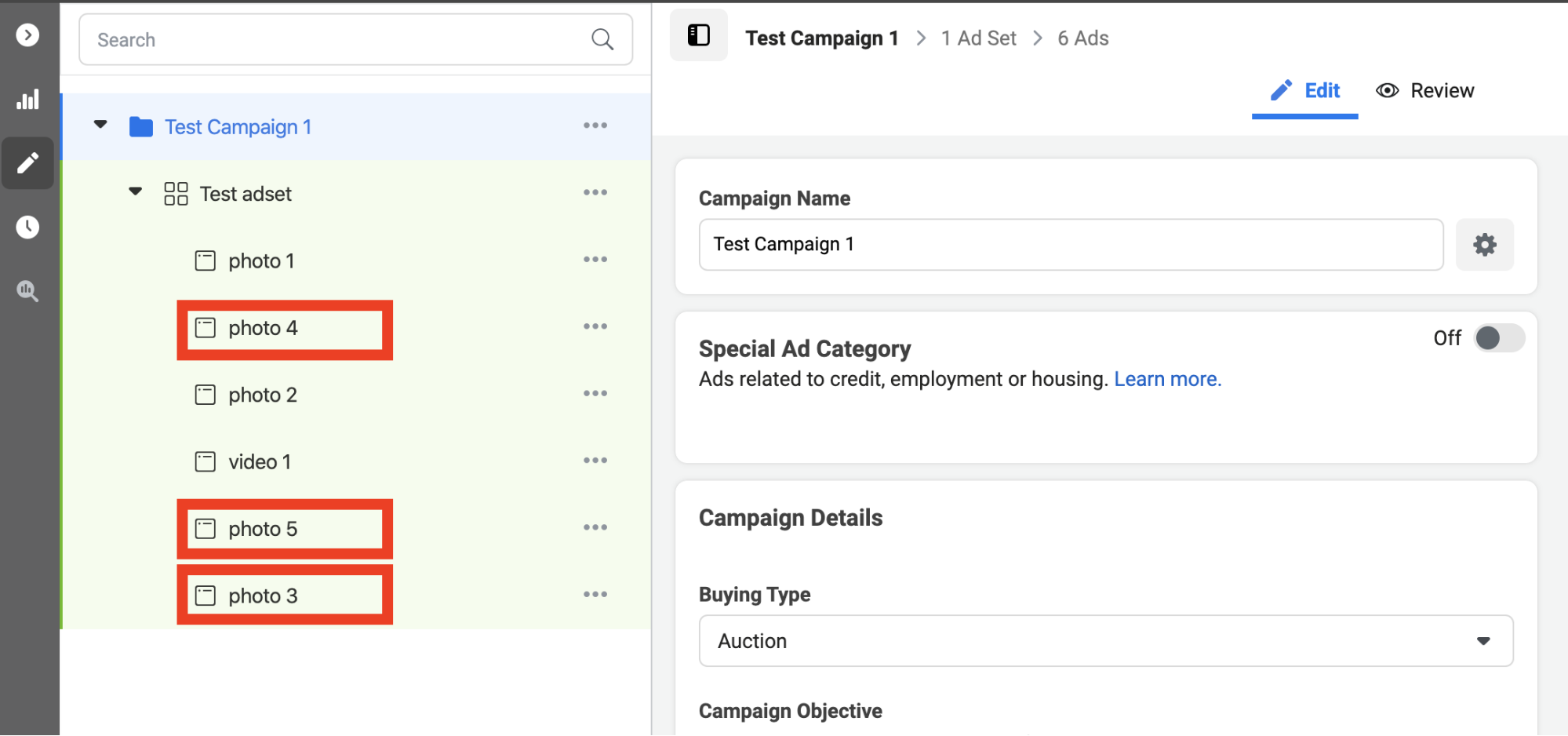 Migrate Ads to a Different Campaign with 4 Clicks
