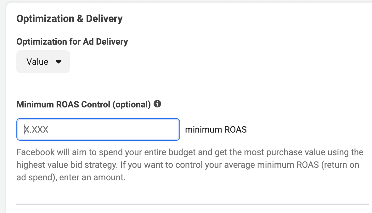 ads delivery
