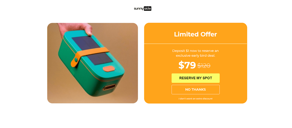 market-research kickstarter promotion