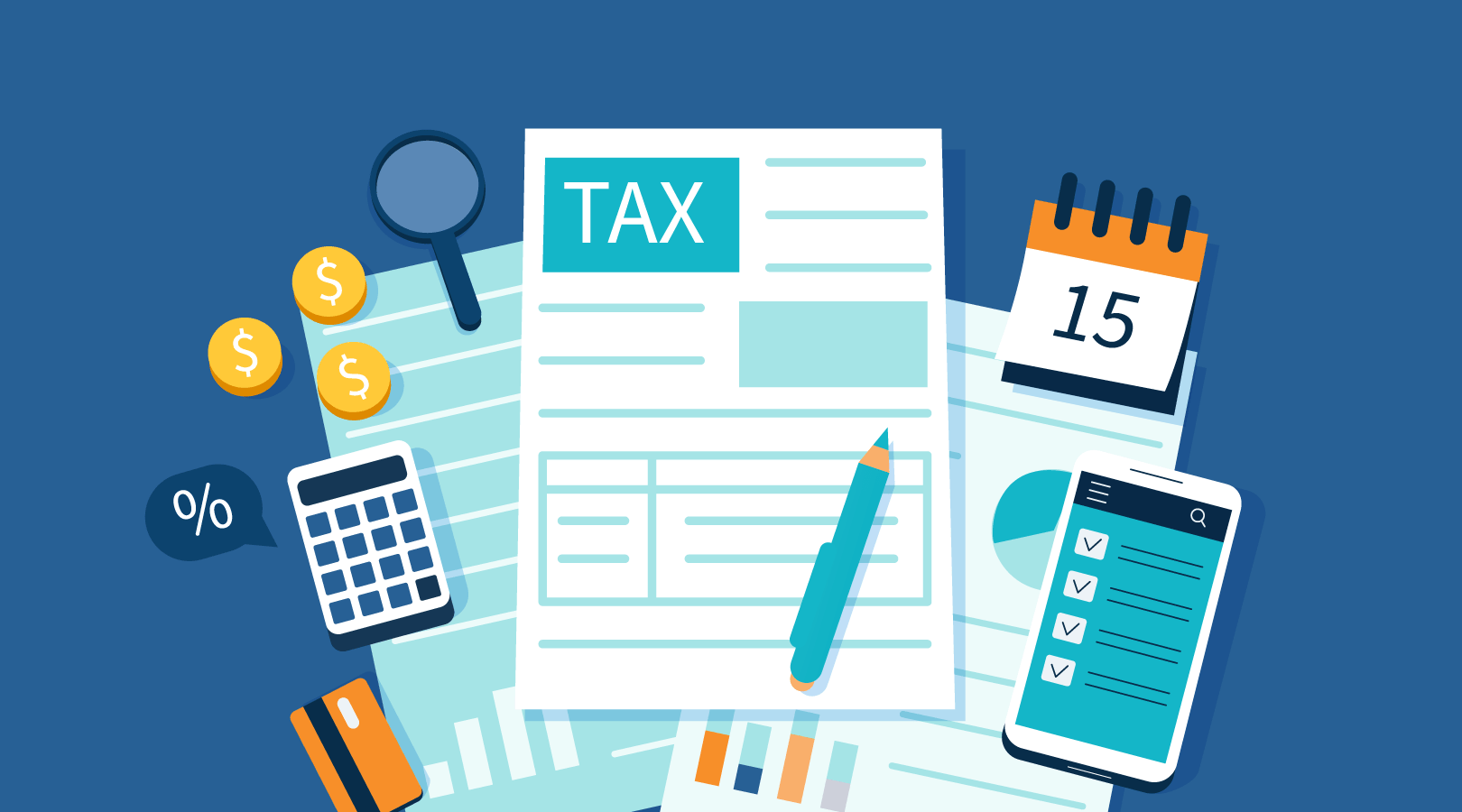 TCF deductions on crowdfunding taxes