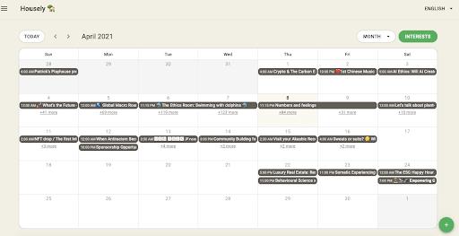 Housely.club_calendar