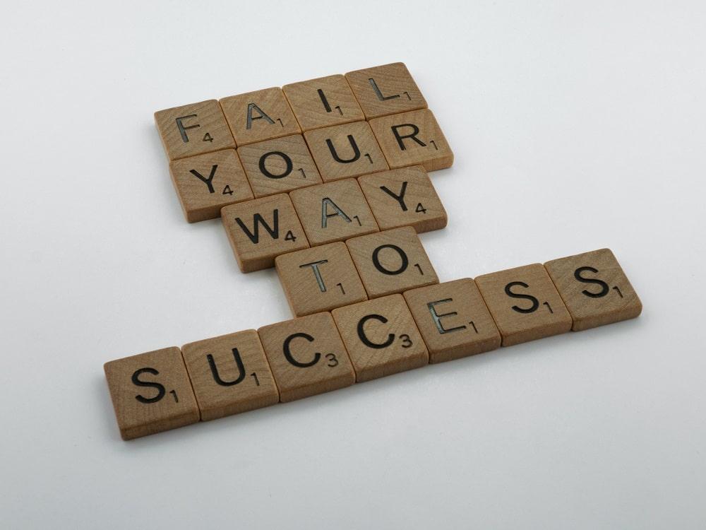 product fail success