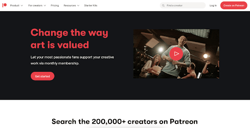 Reward-based crowdfunding